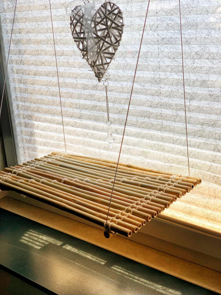 Bamboo Fensterfloß